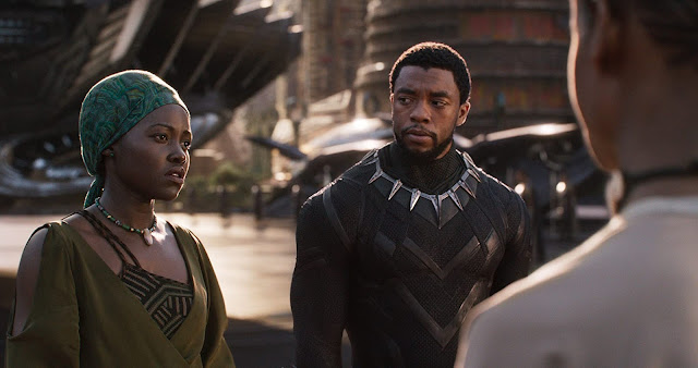 black panther 2018 wakanda action sci fi