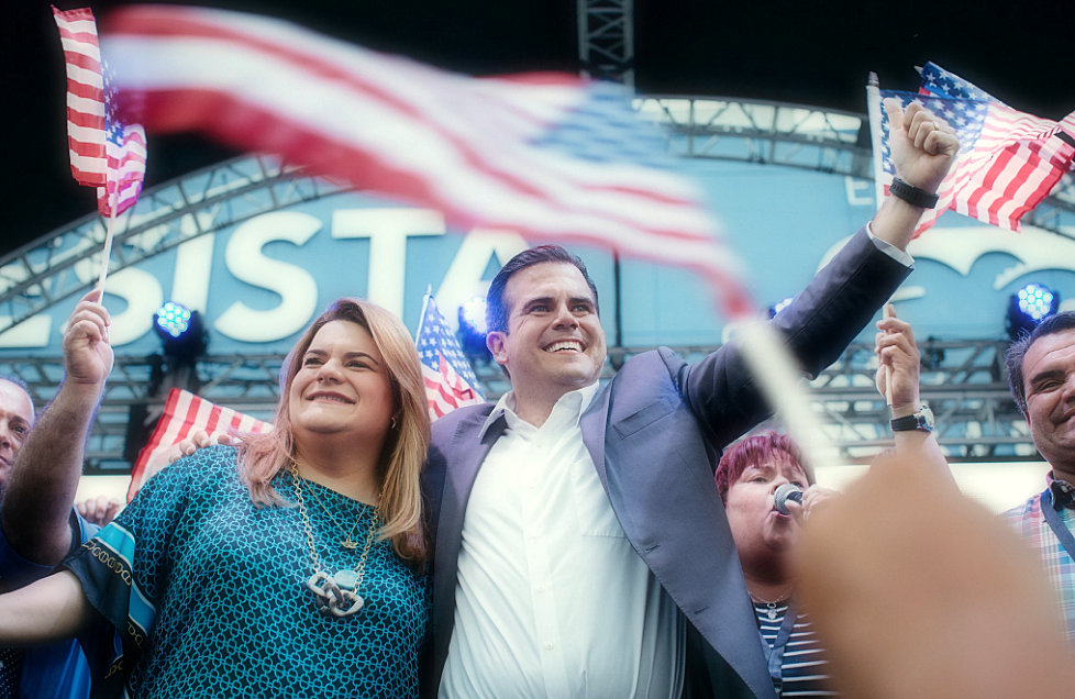 The governor of Puerto Rico misinterpreted the anger that worked against him