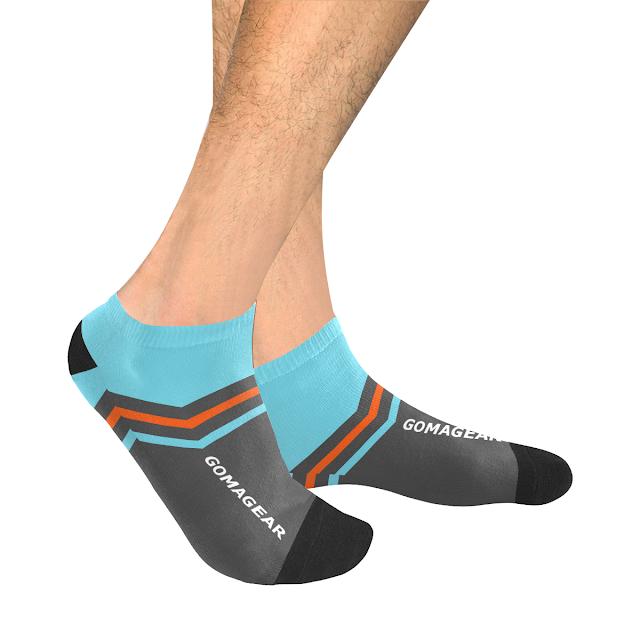Gomagear Colorful Stripes Socks