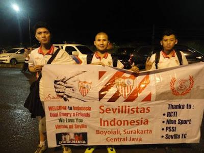 Sevillistas Indonesia