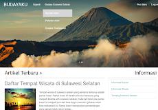 Source Code Website Pengenalan Budaya Indonesia dengan Code Igniter
