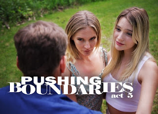 Pushing Boundaries Act 5 – Kenna James, Mona Wales