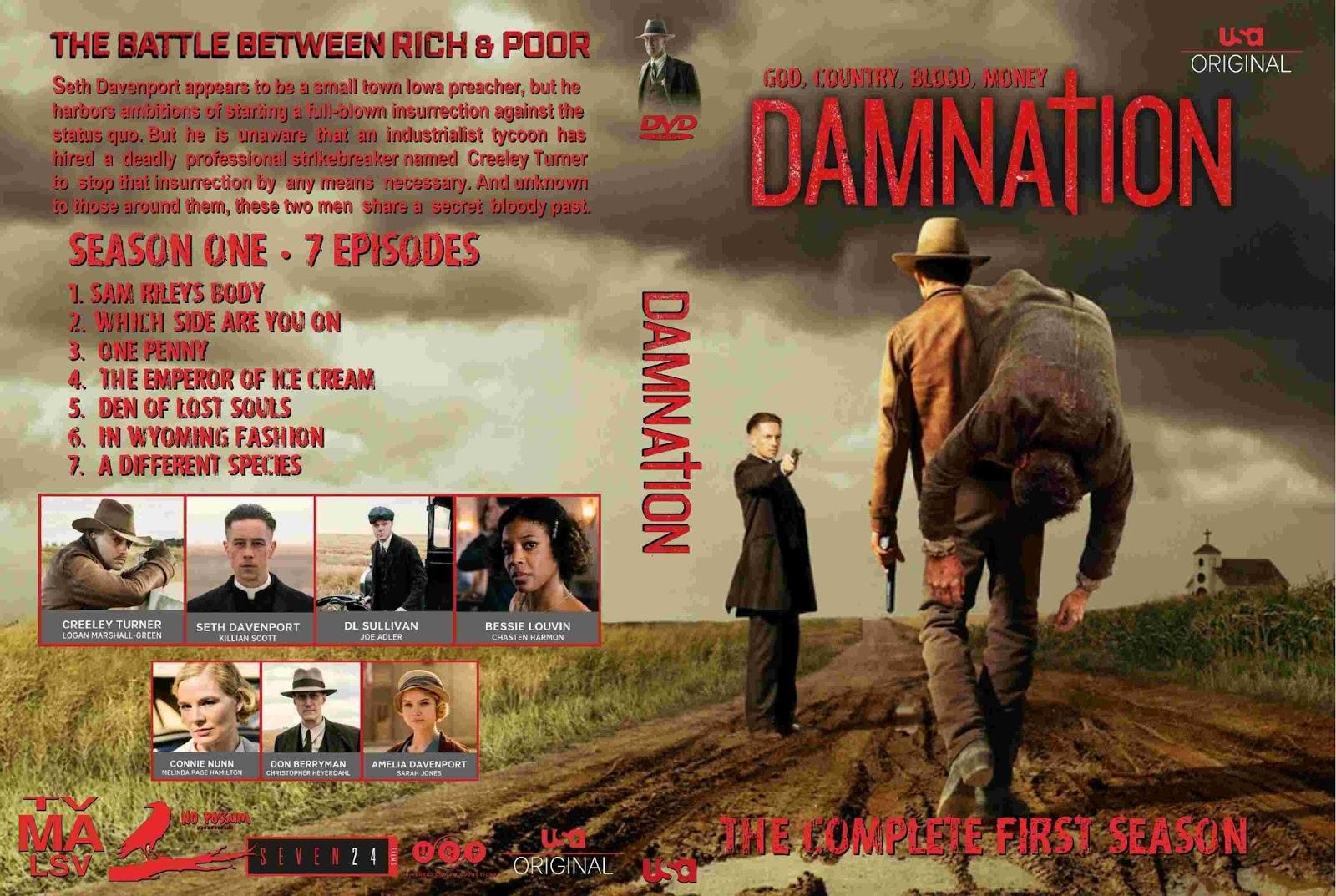 Damnation Serie