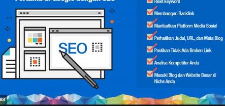 Tips SEO untuk tingkatkan peringkat website