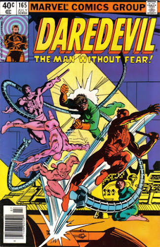 Daredevil #165, Doctor Octopus