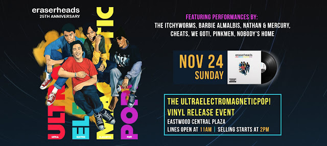 """Celebrate Eheads Legacy with """"Ultraelectromagneticpop!"""" Vinyl Launch"""