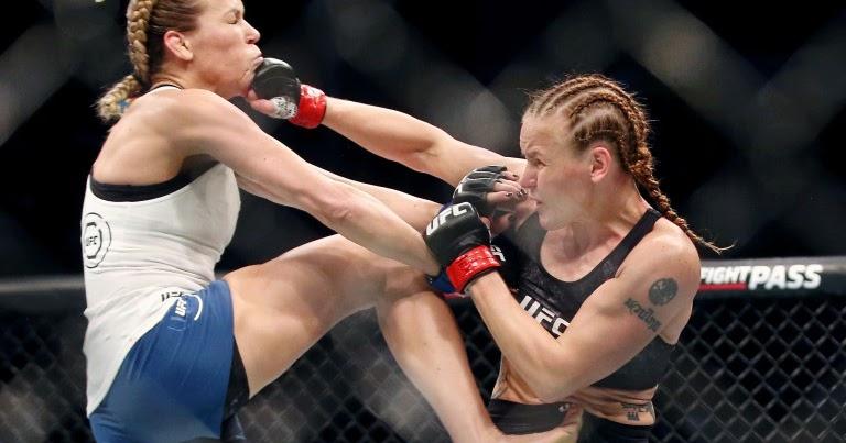 UFC 247 Results - Valentina Shevchenko KOs Katlyn Chookagian To Retain Title