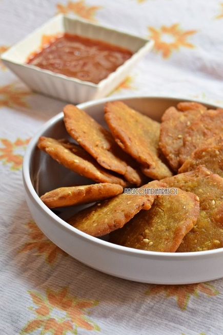 Dudhi Jowar Na Dhebra Recipe | Gujarati Dhebra Recipe - Magic of Indian Rasoi - Priya R