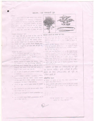 वृक्षारोपण महाकुम्भ (Plantation Mahakumbh) 2019 में 22 करोड़ सहजन के पौधे लगाने का लक्ष्य,आदेश देखें