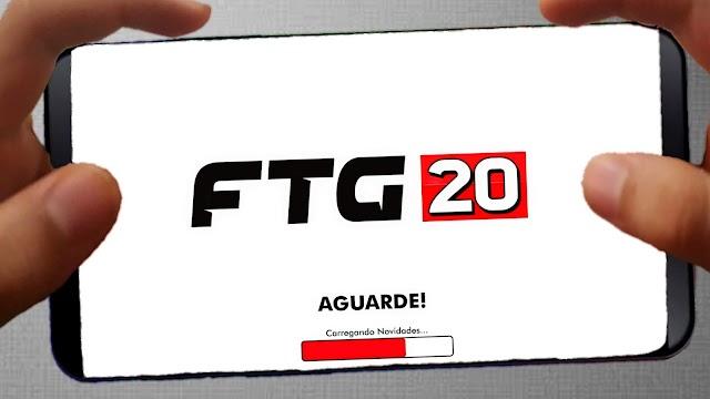 BAIXAR! FTS 20 Para Android Com Brasileirão atualizado
