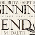 Book Blitz - Except & Giveaway - Beginning's End by M. Dalto