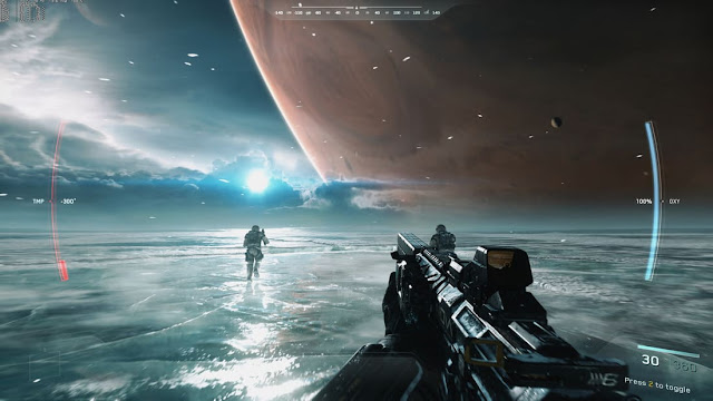 Imagem do Call of Duty: Infinite Warfare