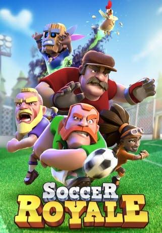 تنزيل لعبة Soccer Royale للجوال