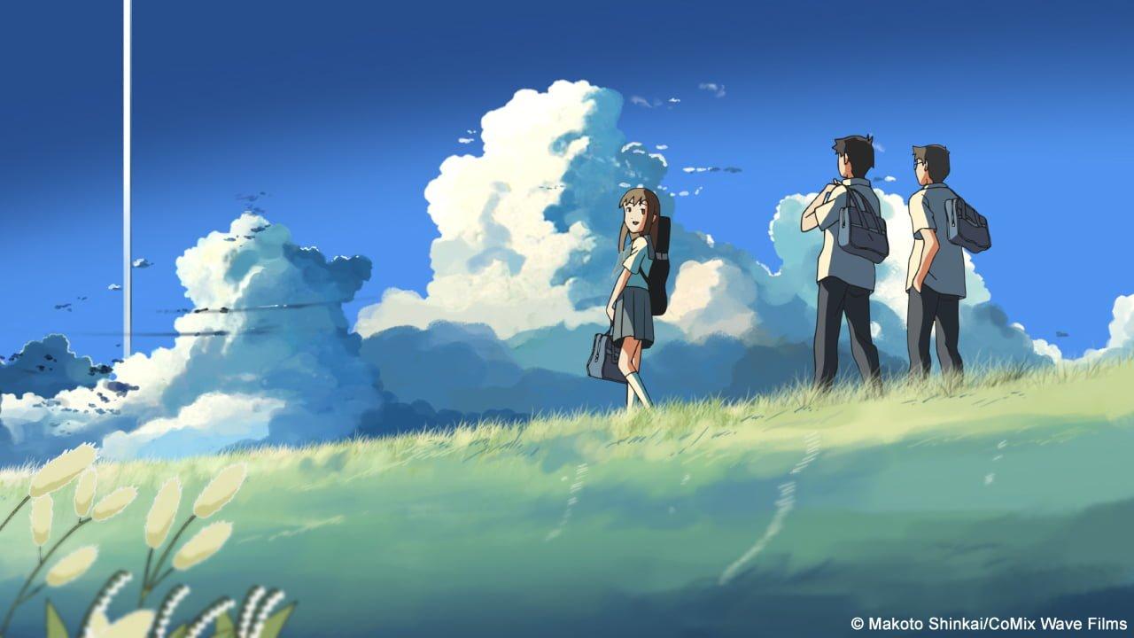 Review Anime Movie Kumo No Mukou Yakusoku No Basho