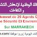 Recrutement de 25 Agents Qualité Hygiène Sécurité Et Environnement sur MARRAKECH