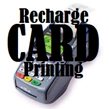 Start Recharge Printing Business