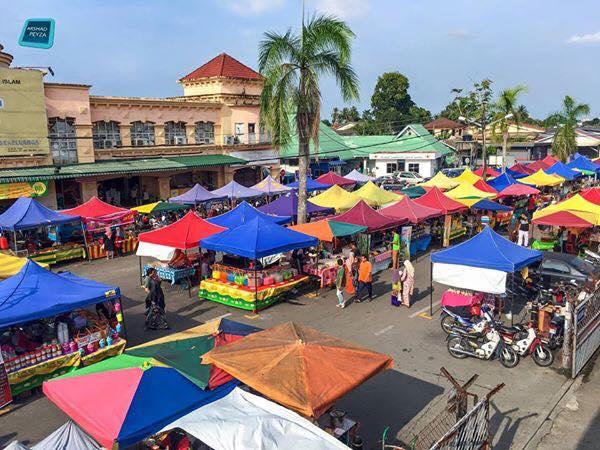 Kelantan Dan Pahang Membuat Keputusan Bagi Membatalkan Bazar Ramadhan