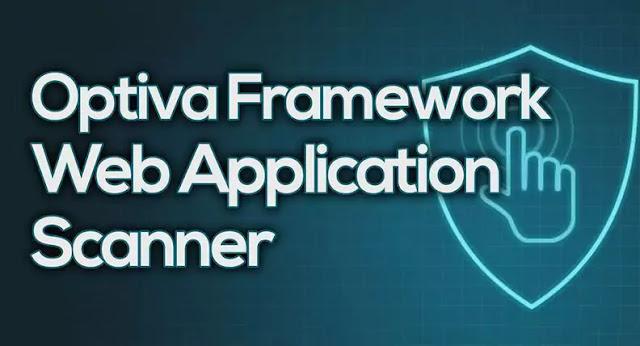 Website Penetration Testing Tutorial Optiva Framework – Web Application Scanner