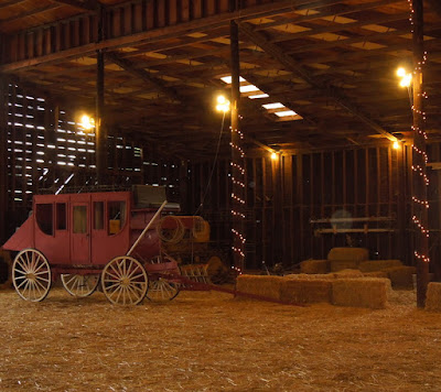 Part of Interior of Taft Barn in Atascadero, © B. Radisavljevic