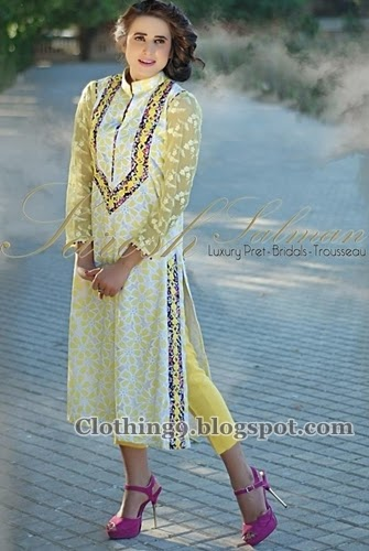 Sarosh Salman RTW S/S Dresses 2015