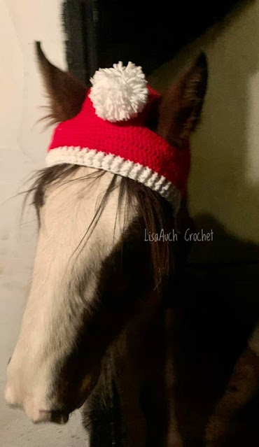 crochet horse hat pattern free