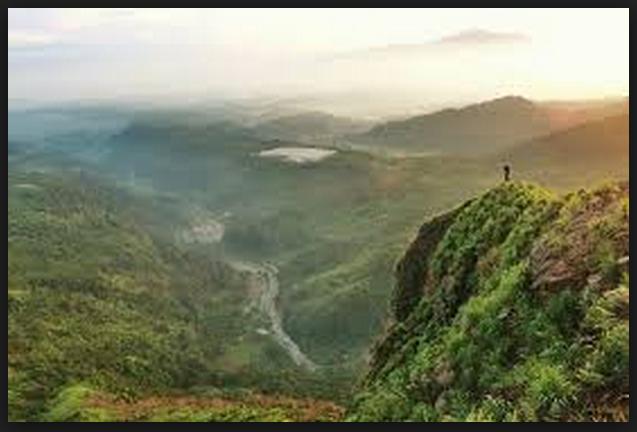 Objek wisata Gunung Batu Jonggol