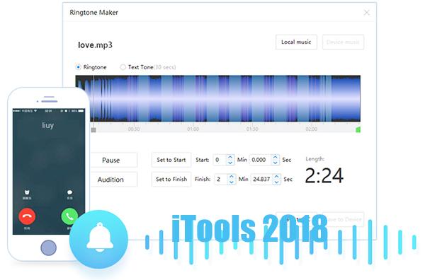 Tải iTools 4.3.6.5 Tiếng Việt và Tiếng Anh mới nhất 2018 cho IOS 9, 10, 11 e