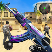 Gun Strike: Real 3D Shooting Games- FPS Apk Download for Android