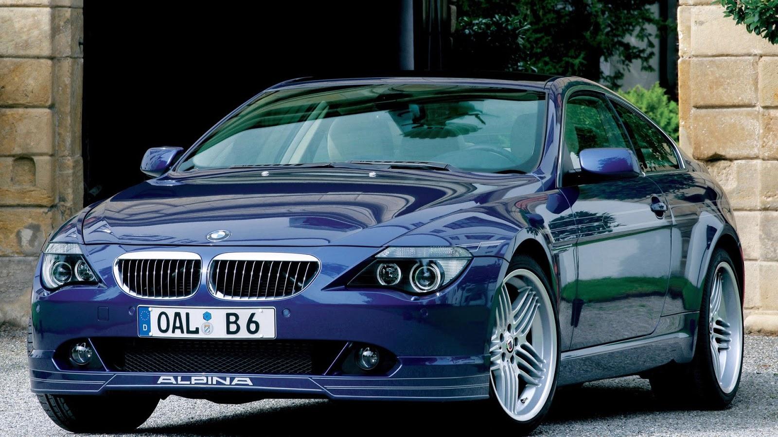 BMW Alpina B6 >> Daily Amazing Fun: Amazing Cars Wallpapers