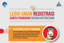 wajib registrasi ulang sim card seluler
