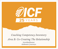 ICF Core Competency Area B: Co-Creating the Relationship