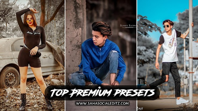 Top premium Presets free download