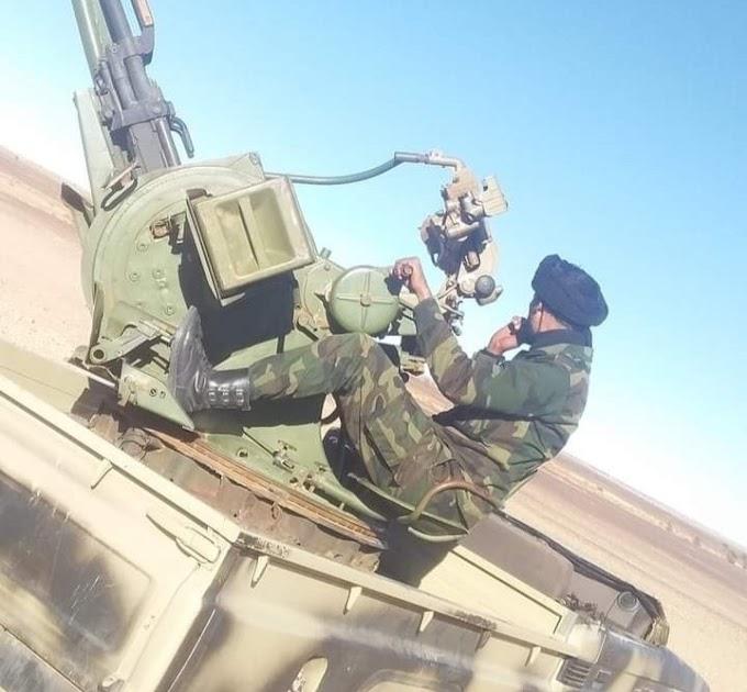 🔴 Parte de guerra Nº130. Guerra del Sáhara Occidental.