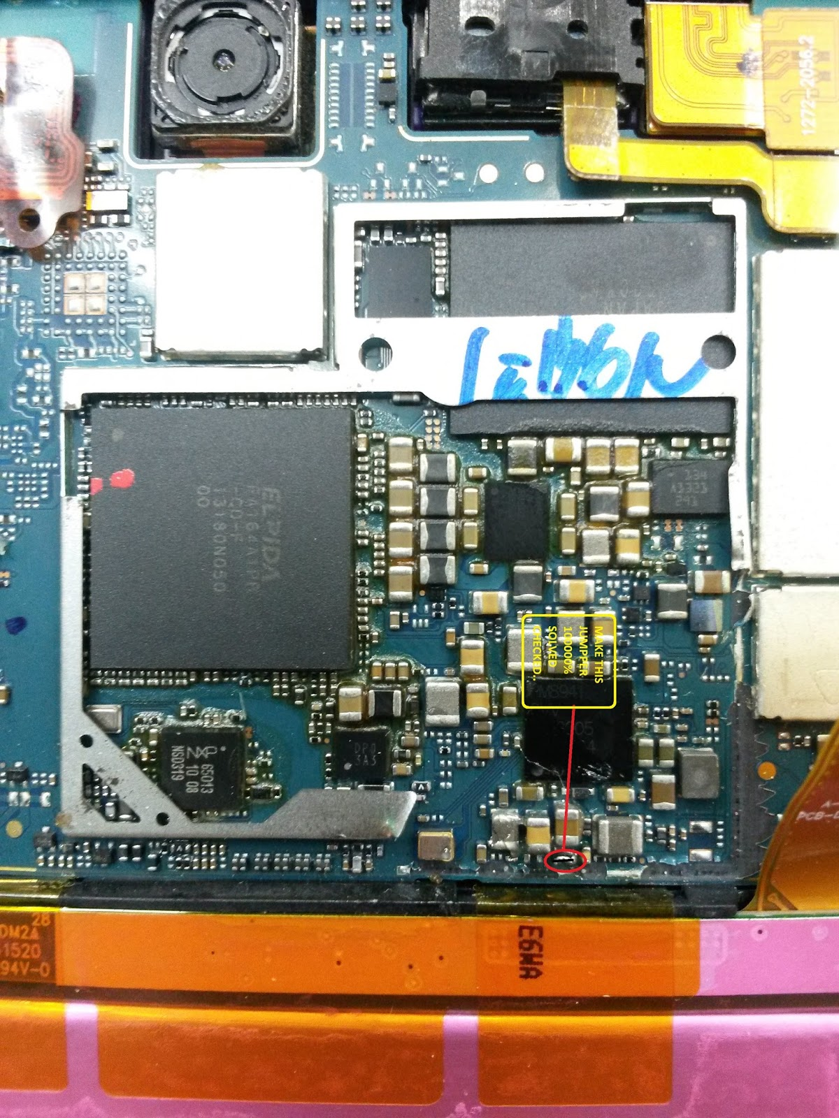 hight resolution of repair hints for nokia sony xperia z ultra lcd play problem 1 try replace