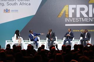 Panel, Africa Investors Forum 2018
