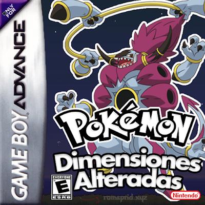 Pokemon Dimensiones Altreradas gba rom hack