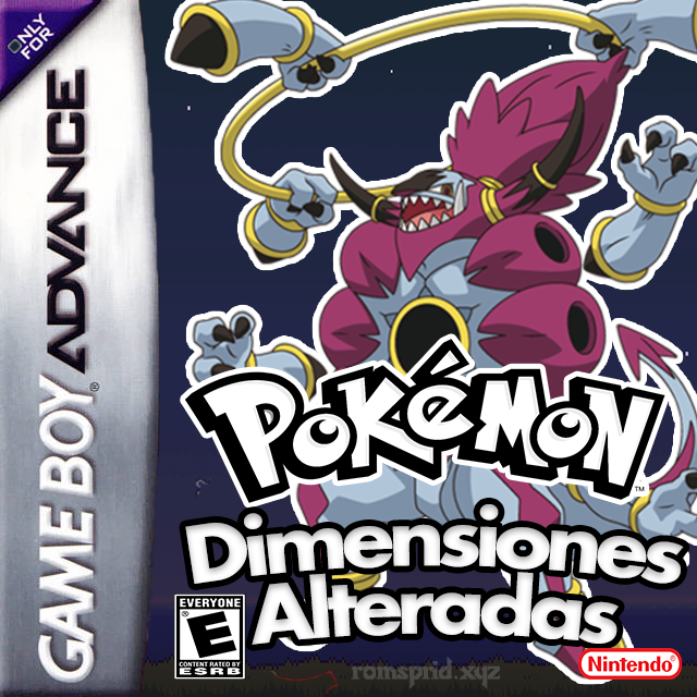 Pokemon Dimensiones Altreradas
