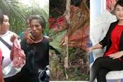 Olah TKP, Pelaku Perlihatkan Barang Bukti Pakaian Dalam Melinda Zidemi Calon Pdt Yang Di Bunuh