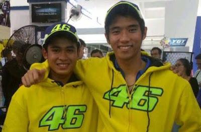 Dua Pembalap Indonesia Berbeluang Masuk Tim Balap VR46 Moto3