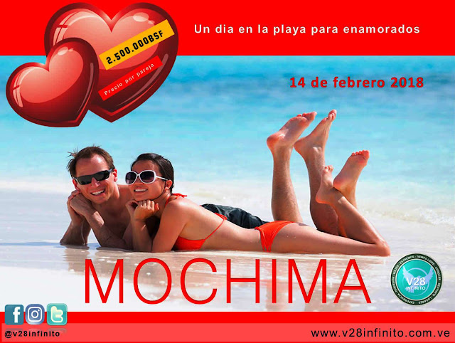 imagen Full day mochima para enamorados