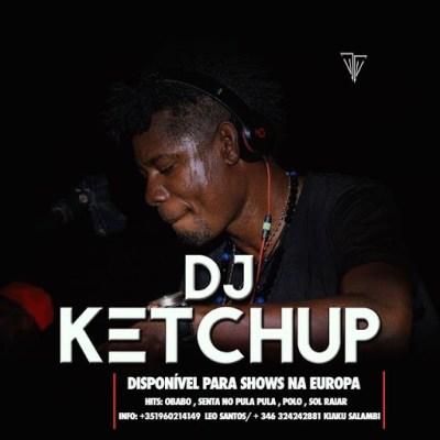 Baixa a música nova de Dj Ketcup - Puxa a Calça (feat. Caso Biula) (Afro Funk) [Baixa]