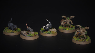 Diregargoyles and Gnawbone Strays