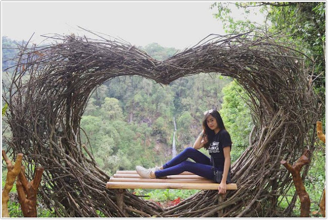 Coban Kembar Watu Ondo;Destinasi Wisata Mojokerto
