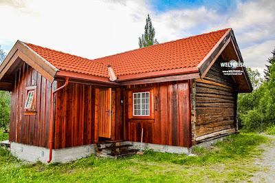 Haus in Norwegen www.WELTREISE.tv