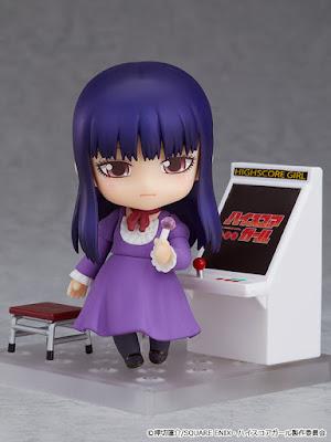 High Score Girl - Akira Oono: Animation Ver.