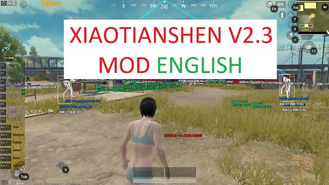 Xiaotian Shen v2.3 Pubg Mobile 0.16.5