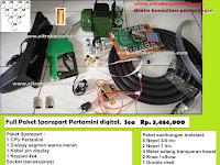 Harga Terbaru SparePart Pertamini Digital Full Paket