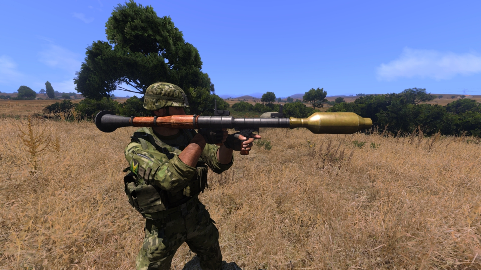 arma 2 rpg 7 rockets