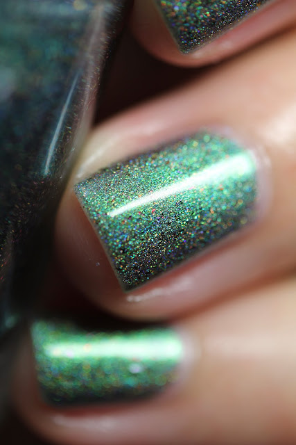 Supernatural Lacquer Fields of Emerald City