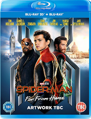 Spider-Man Far From Home [2019] [3D] [BD25] [Latino]